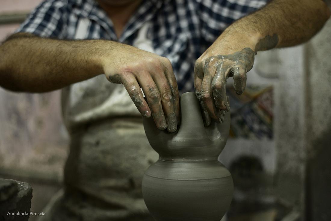 Ceramiche di Grottaglie: Lo Srulo
