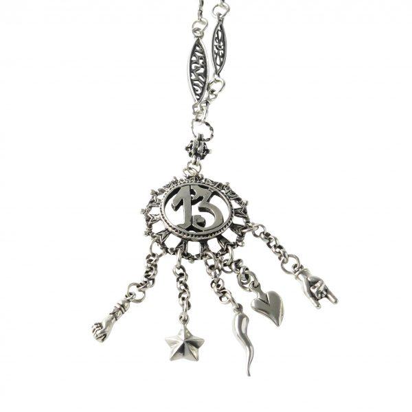 Amuleto portafortuna abruzzese, il 13
