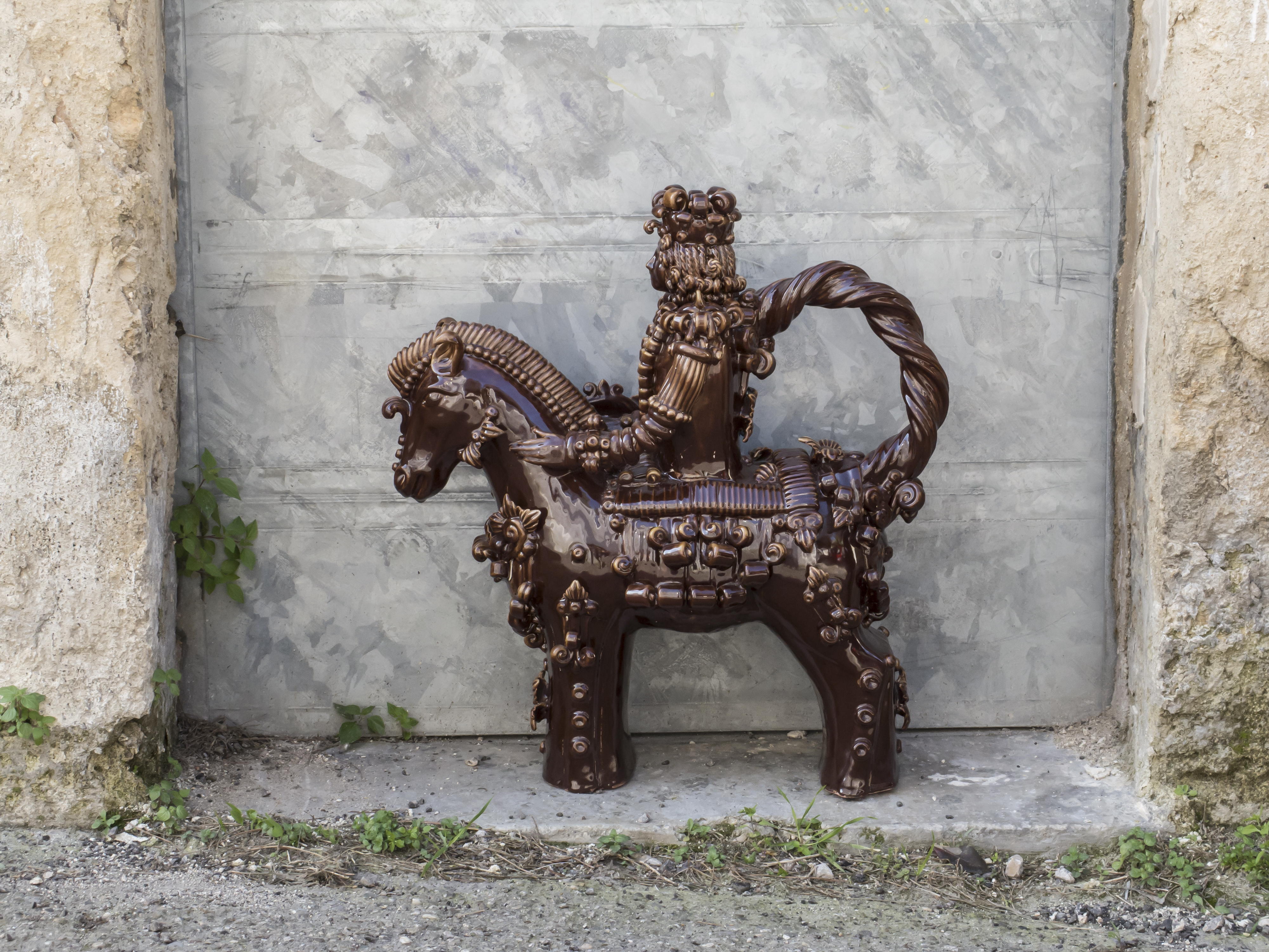 le Ceramiche di Grottaglie - Il Cavaliere