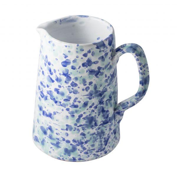 Brocca smamriata - Le ceramiche di Grottaglie