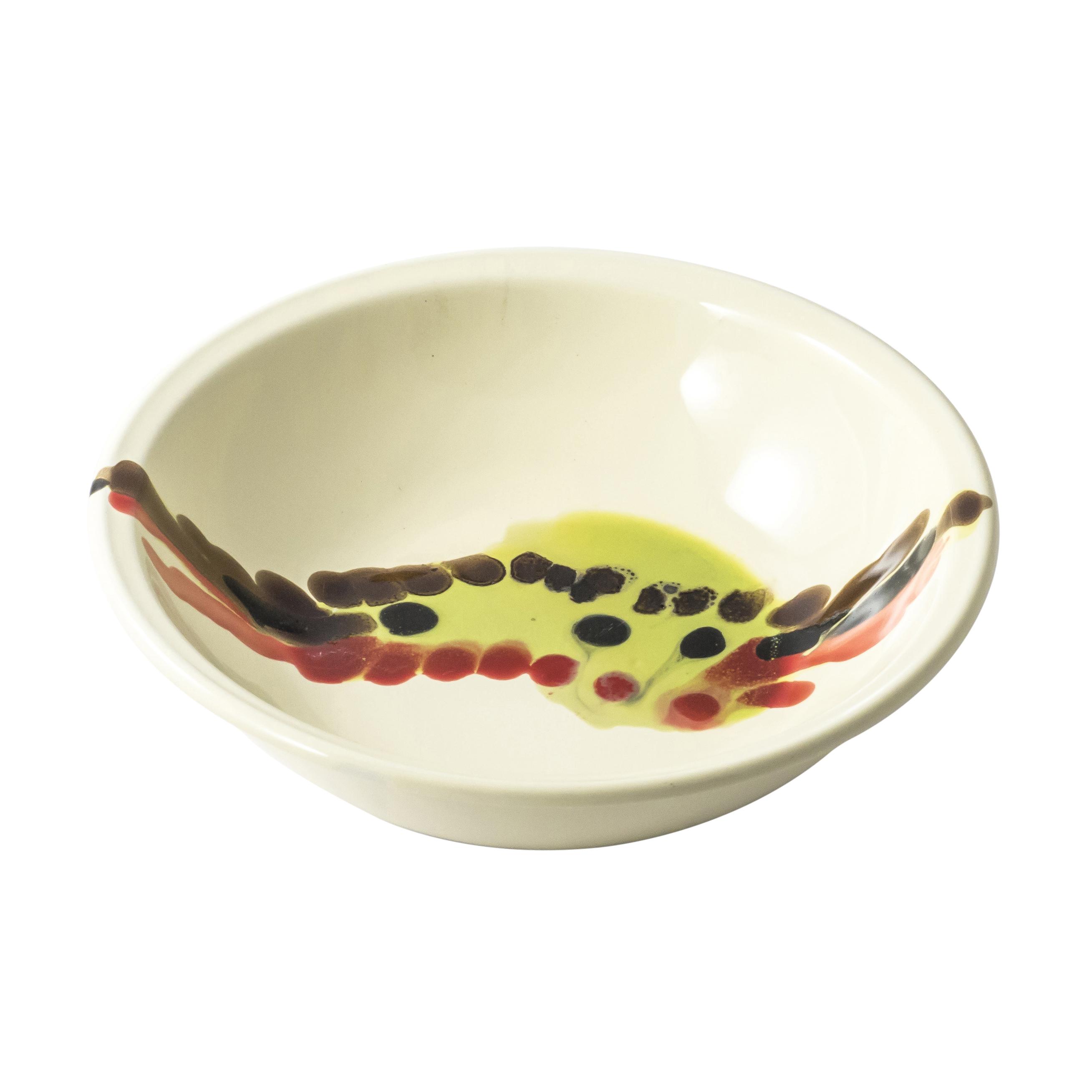Boletto di ceramica